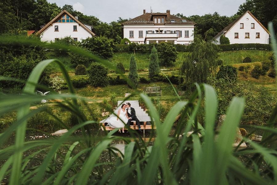 Als Hochzeitsfotograf auf Hofgut Hohenstein