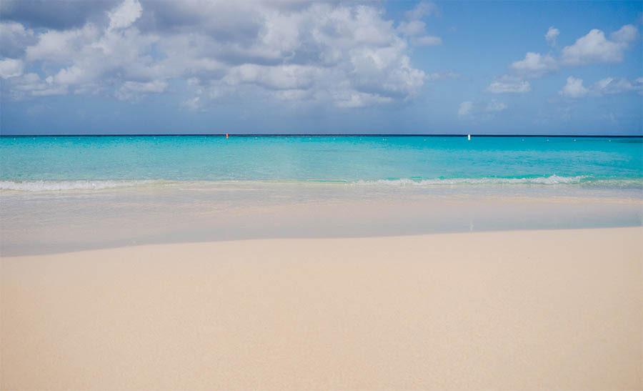 urlaubsbild karibik strand